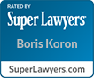 Sherman Oaks Personal Injury Attorney Boris-Koron